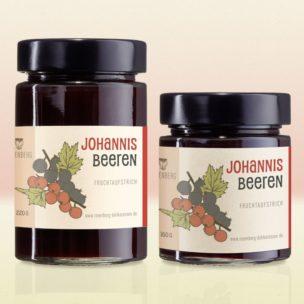 Bio Fruchtaufstrich Johannisbeere